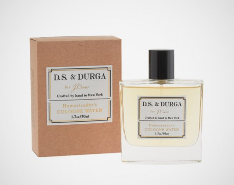 A New Men's Cologne from J.Crew and D.S. & Durga 1