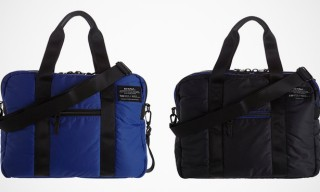 Ecoalf Recycled Fishing Net Fabric Briefcases