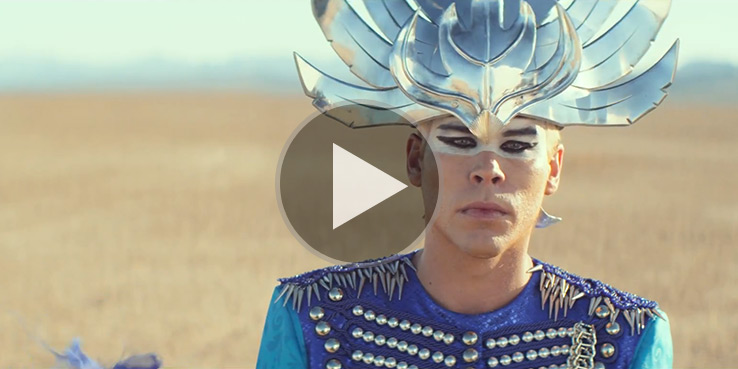 Watch | New Empire Of The Sun Music - New Album in June - 2