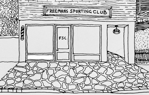 Freemans Sporting Club To Open Tokyo Flagship Store 2