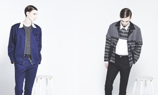 HAN (Australia) Fall Winter 2013 Lookbook