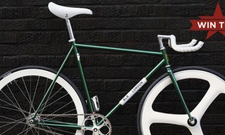 Win This! Brick Lane Bikes for H&M Limited Edition Bicycle