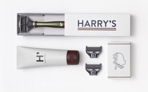 "Harry's ""Give A Shave"" Project 1"