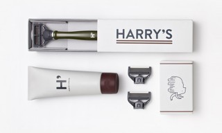 "Harry's ""Give A Shave"" Project"