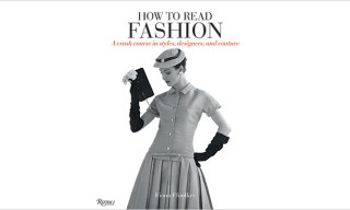 """How to Read Fashion"" Book from Rizzoli"