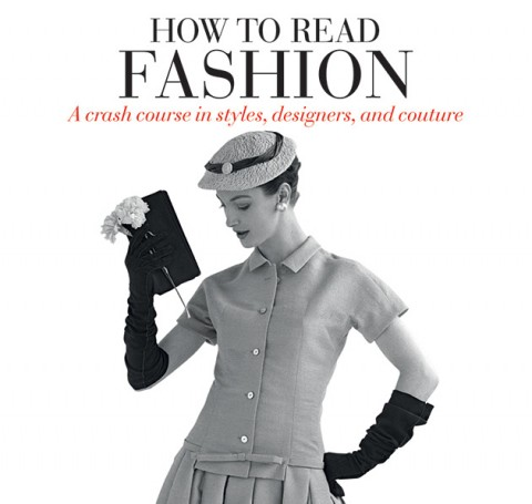 """How to Read Fashion"" Book from Rizzoli 1"
