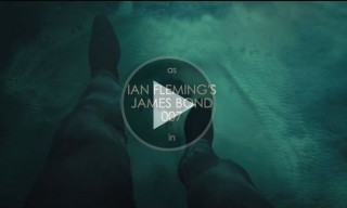 How to Make a Great James Bond Movie Title Sequence with Daniel Kleinman