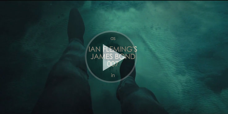 How to Make a Great James Bond Movie Title Sequence with Daniel Kleinman 2
