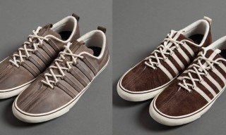 Billy Reid for K-Swiss Venice Surf & Court Sneakers