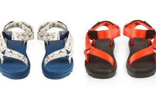 Patrik Ervell for ALDO Rise – Nylon Velcro Strap Sandals