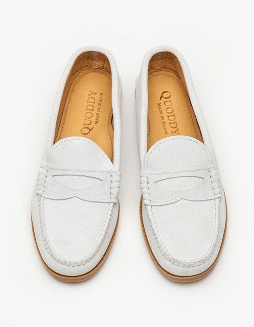 quoddy-suede-white-pennyloafer-8