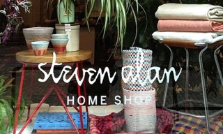 Steven Alan Opens Home Shop in New York