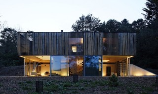 D HOUSE – Lode Architecture – Brittany, France