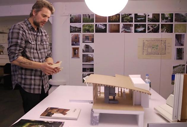 The Avant/Garde Diaries speak to NYC Architect Ole Sondresen