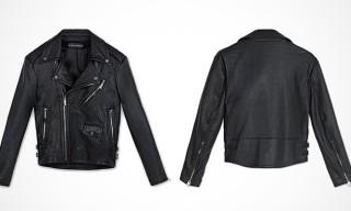 A. Sauvage Jabbar Biker Jacket