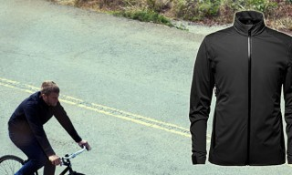 This Aether Waterproof Cycling Jacket is Perfect for Mild Weather