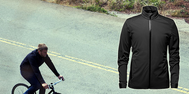 This Aether Waterproof Cycling Jacket is Perfect for Mild Weather 1