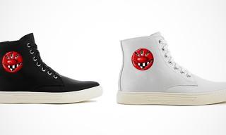 Kenny Scharf for Alejandro Ingelmo Sneakers