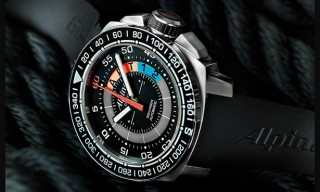 Alpina Sailing Yacht Timer Countdown Watch
