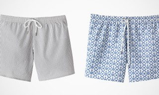 New A.P.C. Swim Shorts by Tooshie for 2013