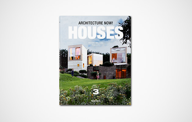 Architecture Now! Houses. Vol. 3 from Taschen 2