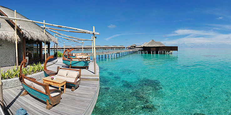 Tour the Ayada Maldives Resort and Spa 1