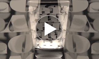 Watch | House Industries for Baccarat Roppongi – Crystal Tumbler