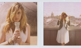 Band of Outsiders Spring Summer 2013 Polaroid Campaign