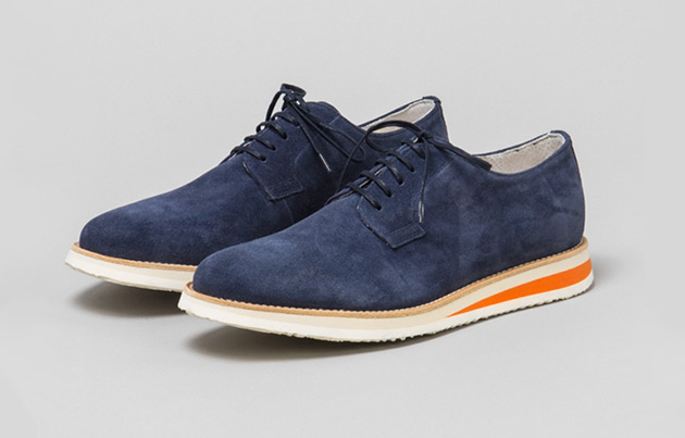 Be Positive Nevac Derby Shoe 1