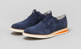 Be Positive Nevac Derby Shoe