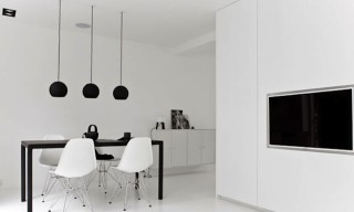 The Black & White House, Copenhagen by Norm Architects