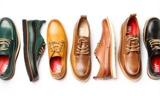BNV Spring Summer 2013 Footwear