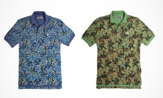 Boast Polo Shirts – Now with Leafy Camo Print
