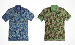 Boast Polo Shirts – Now with Leafy Camo Print