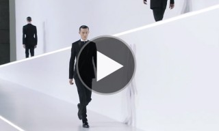 Watch Dior Homme Fall Winter 2013 in Beijing Featuring 3 New Looks