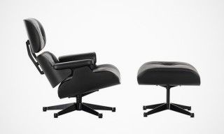 Eames Collection Items in Black by Vitra for 2013