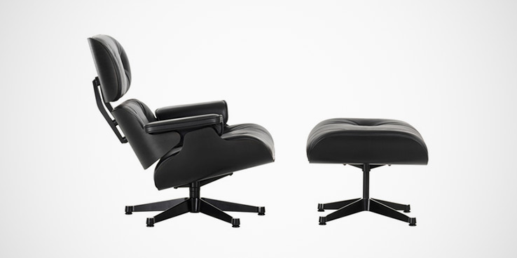 Eames Collection Items in Black by Vitra for 2013 1