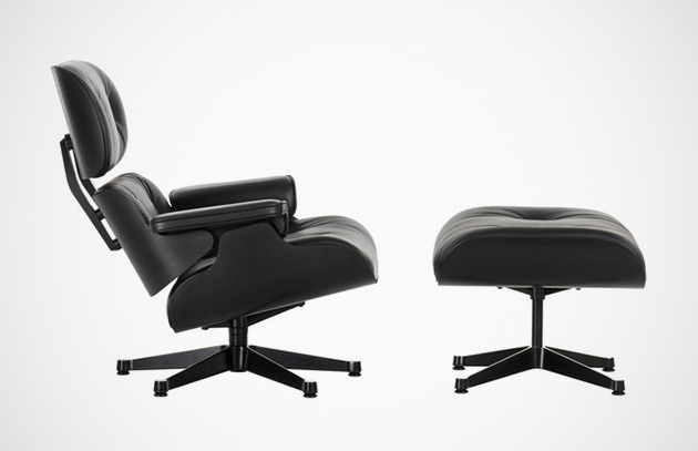 Eames Collection Items in Black by Vitra for 2013 2