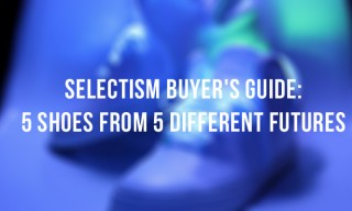 Buyer's Guide: 5 Shoes from 5 Different Futures