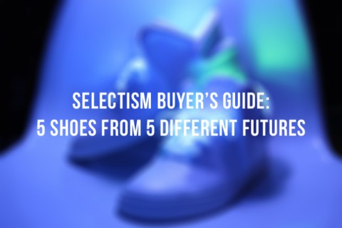 Buyer's Guide: 5 Shoes from 5 Different Futures 1