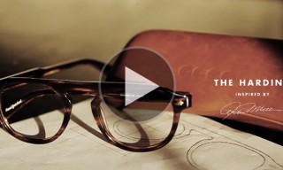 Watch this Garrett Leight Opticals 'Icons' Film on Arthur Miller
