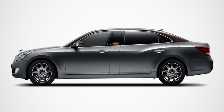 Hermes for Hyundai Custom Equus Car at Seoul Motor Show ...
