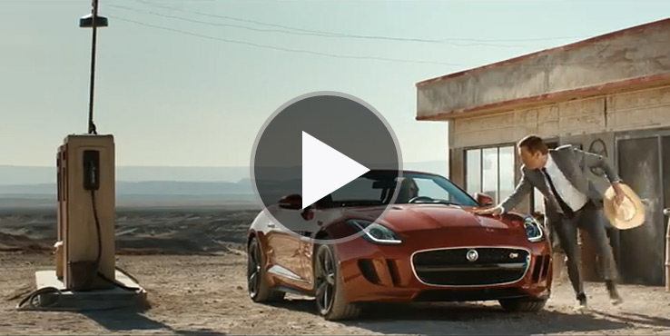 Watch The Full Jaguar F-Type 'Desire' Film by Ridley Scott Associates 1