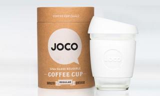 """JOCO """"Barista-Size"""" Glass Mug"""