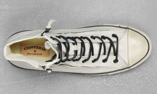John Varvatos and Converse Double Zip Chuck Taylors