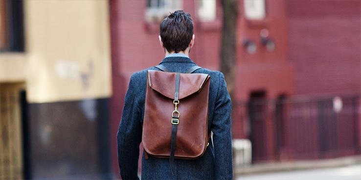 Kika NY Postal Backpack