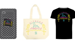 Maison Kitsuné America Capsule Collection