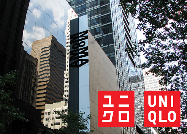 UNIQLO Sponsors Free Admisson Program at MoMA 1