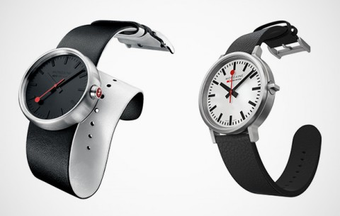 Mondaine's New Wristwatch Collection Showing at Baselworld 2013 2