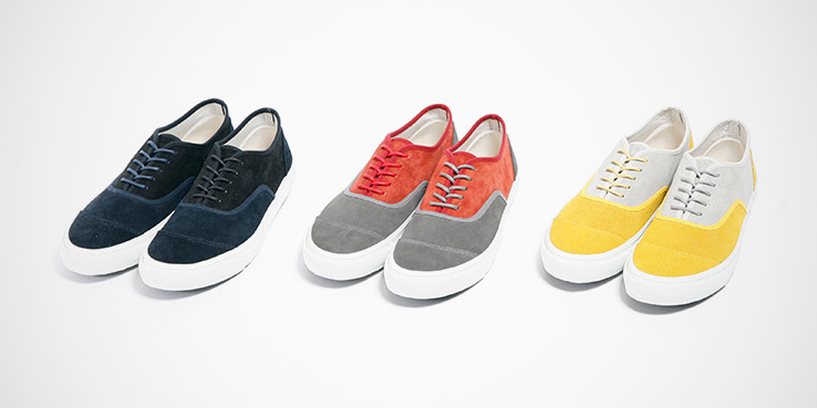 Generic Surplus for N. Hoolywood Sneakers Spring Summer 2013 1